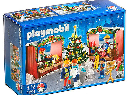 Playmobil 4891 - Christmas Market