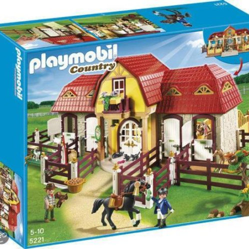 Playmobil 5221 Country - Large Horse and Pony Farm