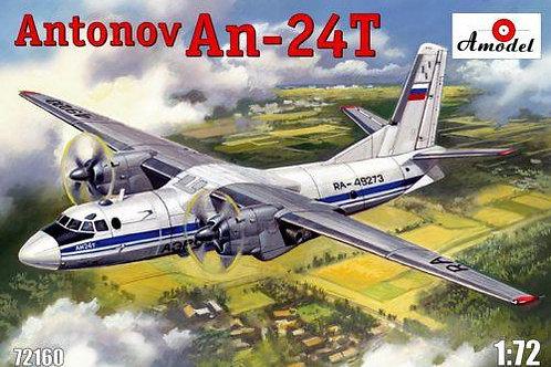 Amodel - Antonov An-24T 1/72