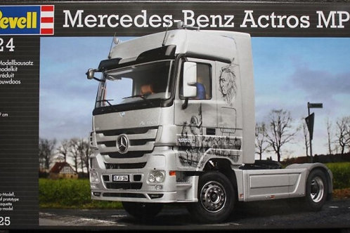 Revell - Mercedes-Benz Actros MP 3 1/24