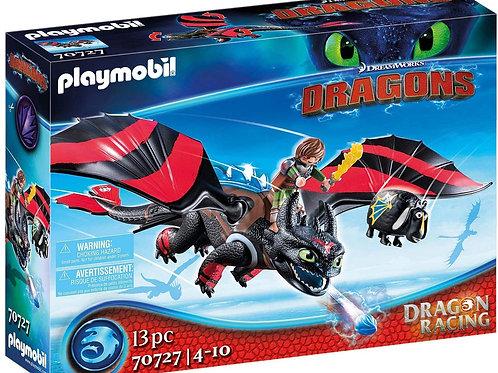 Playmobil 70727 Dragons - Dragon Racing: Hicks and Toothless