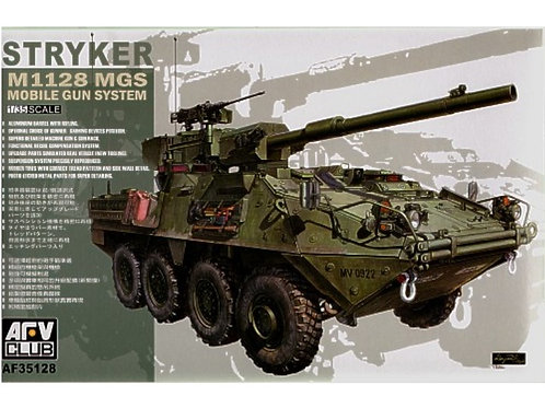 AFV Club - Stryker M1128 MGS 1/35