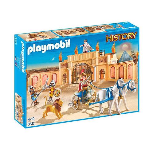 Playmobil 5837 History - Gladiator Arena