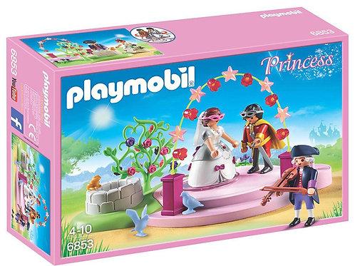 Playmobil 6853 Princess - Masked Ball Figure with Rotating Dance Floor