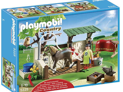 Playmobil 5225 Country - Horse Care Station