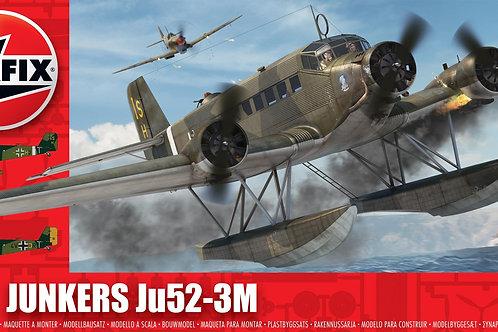 Airfix - Luftwaffe Junkers Ju52/3M 1/72