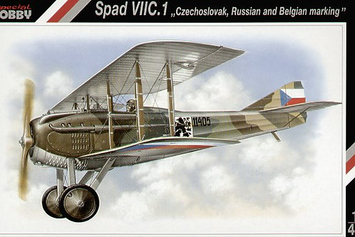 Special Hobby - Spad VIIC.1 1/48