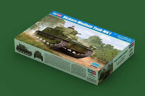 Hobby Boss - Vickers Medium Tank Mk.I 1/35