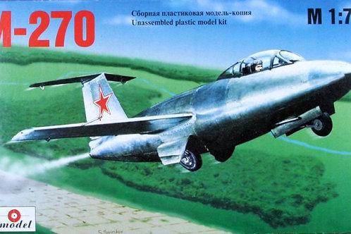 Amodel - Mikoyan I-270 1/72