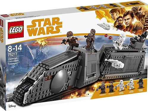Lego 75217 Star Wars - Imperial Conveyex Transport