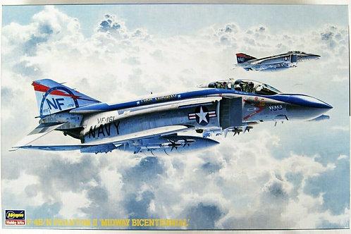 "Hasegawa - F-4B/N Phantom II ""Midway Bicentennial"" 1/48"