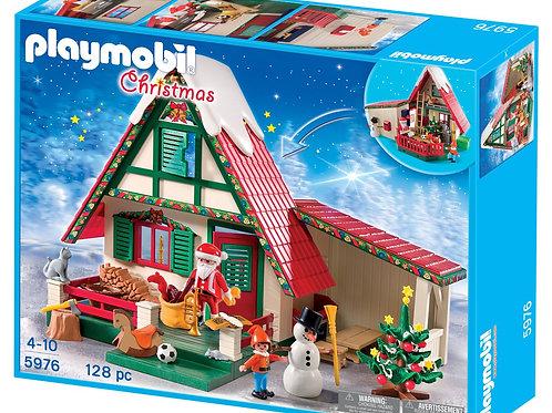 Playmobil 5976 Father Christmas - Santa's Home