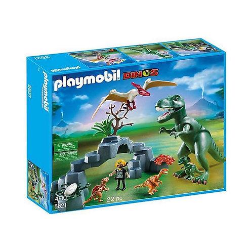 Playmobil 5621 Dinos - Dinos Play Set