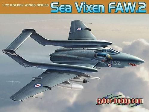 Dragon - de Havilland Sea Vixen FAW.2 1/72