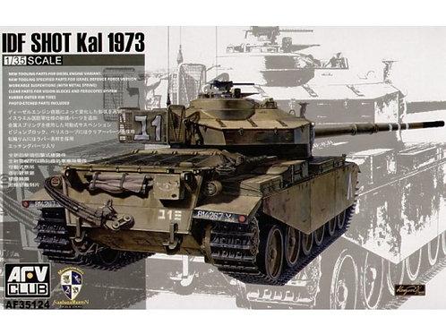 AFV Club - IDF Centurion Shot Kai 1973 1/35
