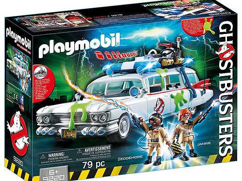 Playmobil 9220 Ghostbusters - Ghostbusters Ecto-1