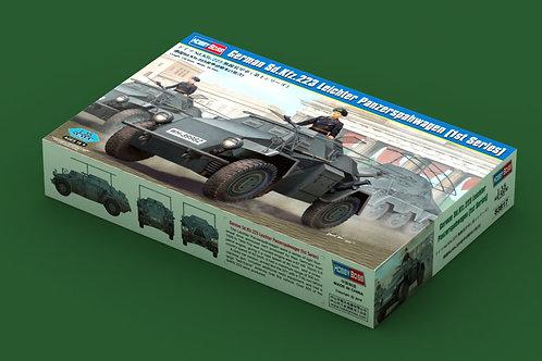 Hobby Boss - Sd.Kfz.223 Leichter Panzerspähwagen