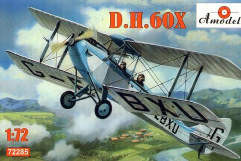 Amodel - de Havilland DH.60X 1/72