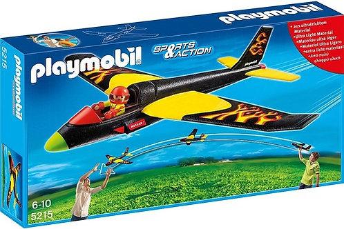 Playmobil 5219 - Race Glider Black