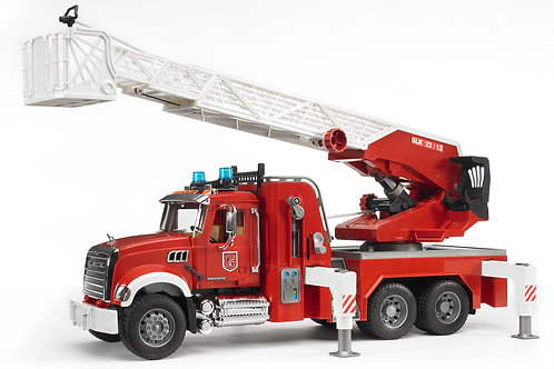 Bruder 02821 - Mack Granite Fire Engine Truck 1/16
