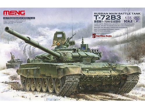 Meng - Russian Main Battle Tank T-72B3 1/35