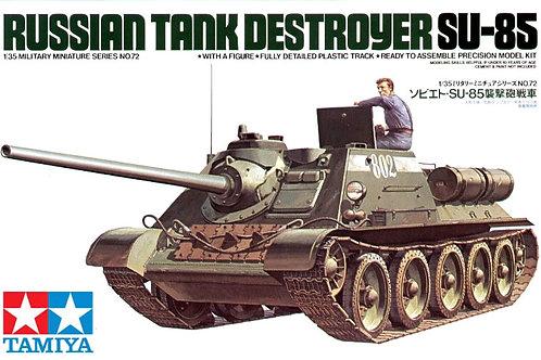 Tamiya - Russian Tank Destroyer SU-85 1/35