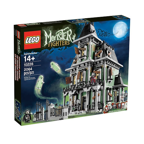 Lego 10228 Monster Fighters - Haunted House