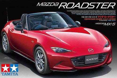 Tamiya - Mazda Roadster 1/24