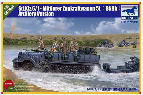 Bronco - Sd.Kfz. 6/1 Mittlerer Zugkraftwagen 5t