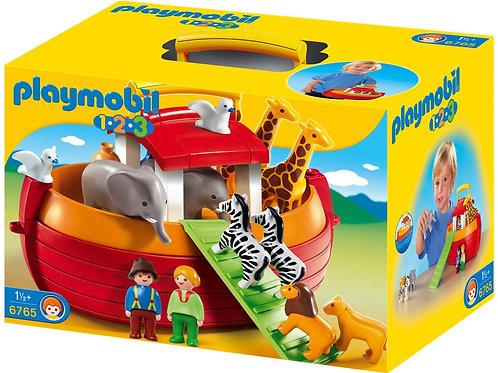 Playmobil 6765 1.2.3 - Noah's Ark