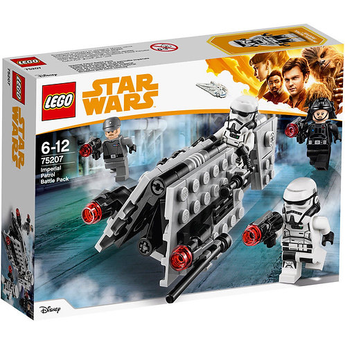 Lego 75207 Star Wars - Imperial Patrol Battle Pack