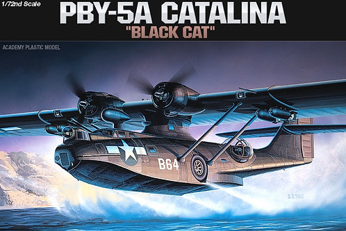 Academy - Consolidated PBY-5A Catalina 1/72