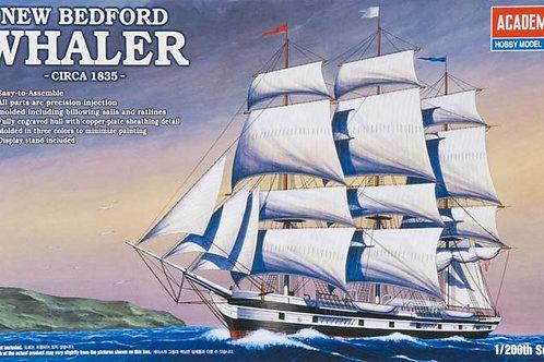 Academy - New Bedford Whaler - Circa 1835 1/200
