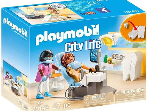 Playmobil  70198 City Life - Dentist
