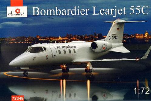 Amodel - Gates Learjet-55C 1/72
