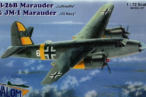 Valom - B-26B Marauder Luftwaffe/JM-1 Marauder US