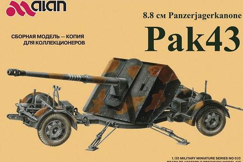Alan - German 8.8cm PAK 43 1/35