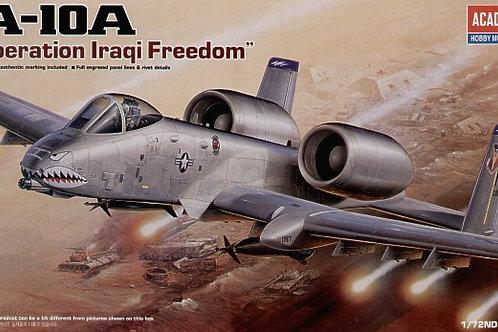 Academy - A-10A Operation Iraqi Freedom 1/72