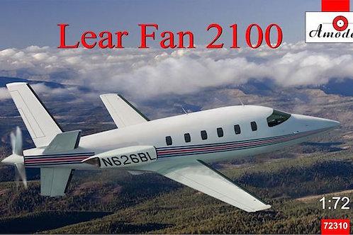 Amodel - LearAvia Lear Fan 2100 turboprop 1/72