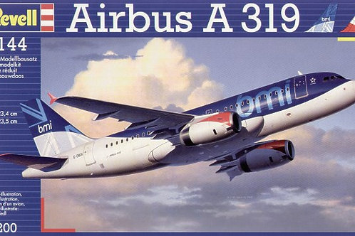 Revell - Airbus A319 bmi 1/144