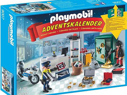 "Playmobil 9007 - Advent Calendar ""Jewel Thief Police Operation"""