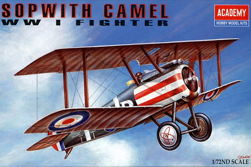 Academy - WWI Fighter Sopwith Camel 1/72