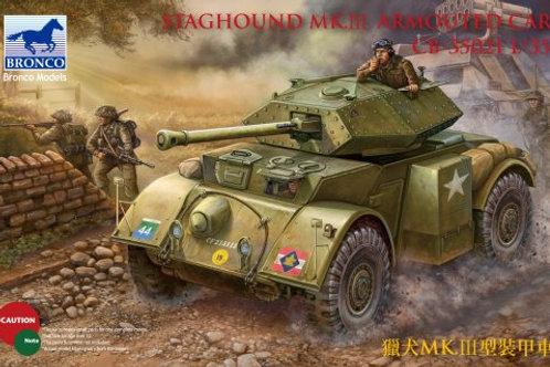 Bronco - Staghound Mk.III 1/35