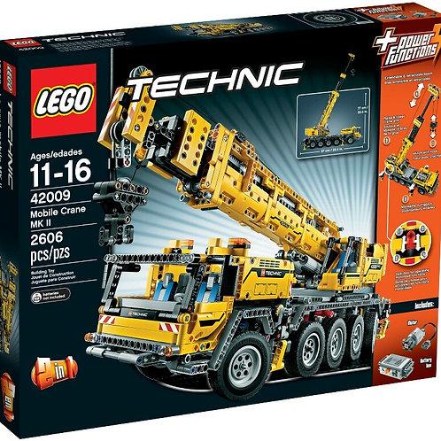 Lego 42009 Technic - Mobile Crane Mk II