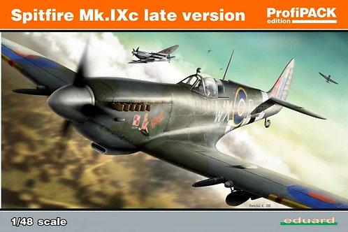 Eduard - Supermarine Spitfire Mk.IXc Late Version