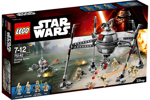 Lego 75142 Star Wars - Homing Spider Droid