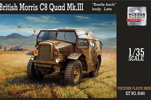 Mirror Models - British Morris C8 Quad Mk.III 1/35