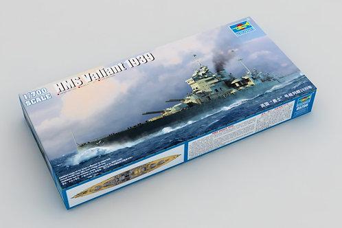 Trumpeter - HMS Valiant 1939 1/700