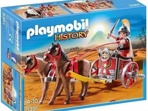 Playmobil 5391 History - Roman Chariot