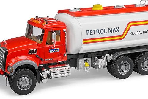 Bruder 02827 - Mack Granite Tanker Truck 1/16